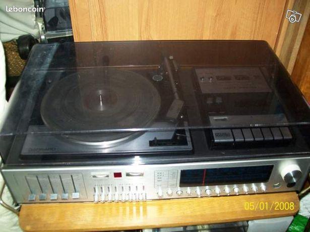 Chaine hifi platine vinyle annonces d 39 achats et de ventes - Chaine hifi avec platine vinyl ...