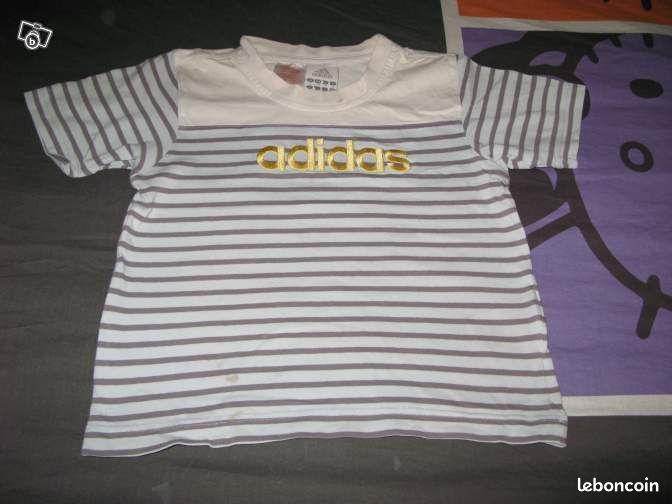 Tshirt, short garçon adidas 3 et 4 ans - Geispolsheim - tshirt, short garçon adidas 3 ans : 4 euros pièce tshirt 4 ans : 4 euros  - Geispolsheim