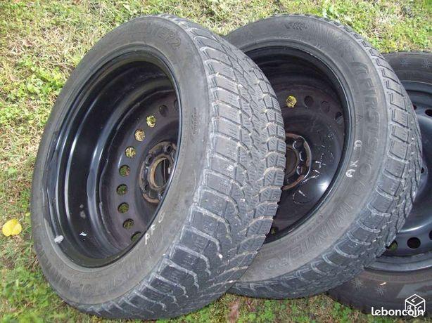 Pneu Hiver 205 55 16 : jantes toles et pneus en 205 55 16 psa ~ Dode.kayakingforconservation.com Idées de Décoration