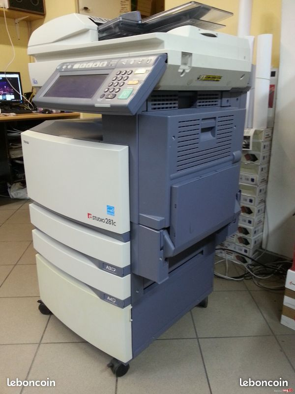 Photocopieur couleur toshiba e-studio281c