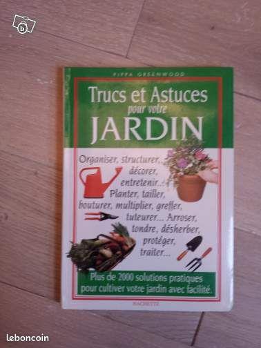 Livre mon jardin annonces d 39 achats et de ventes trouver for 1001 trucs et astuces pour le jardin