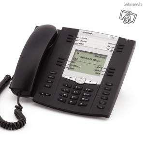 Aastra 6755i - Telephone Ip Avec Bloc Secteur - Labastide-Monréjeau - Aastra 6755i - Telephone Ip Avec Bloc Secteur - Labastide-Monréjeau