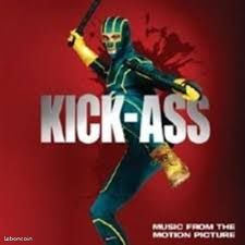 Kick-ass - music from the motion picture - Linas - Vend CD : KICK-ASS - MUSIC FROM THE MOTION PICTURE ( 2010 ) , en parfait état , 14 titres / interprètes .  - Linas