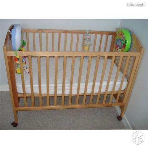 chambre b b pin massif cir natalys glen27 ameublement eure. Black Bedroom Furniture Sets. Home Design Ideas