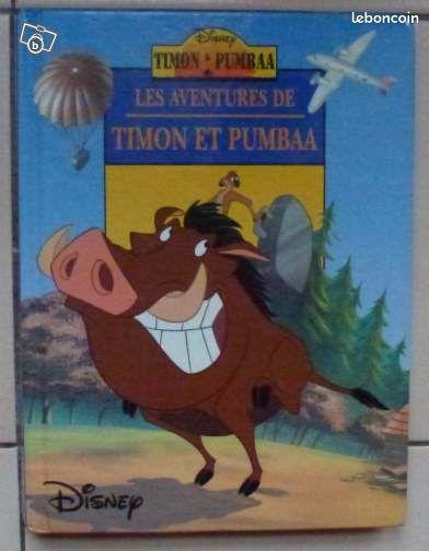 Timon pour annonces d 39 achats et de ventes trouver le - Les aventures de timon et pumba ...
