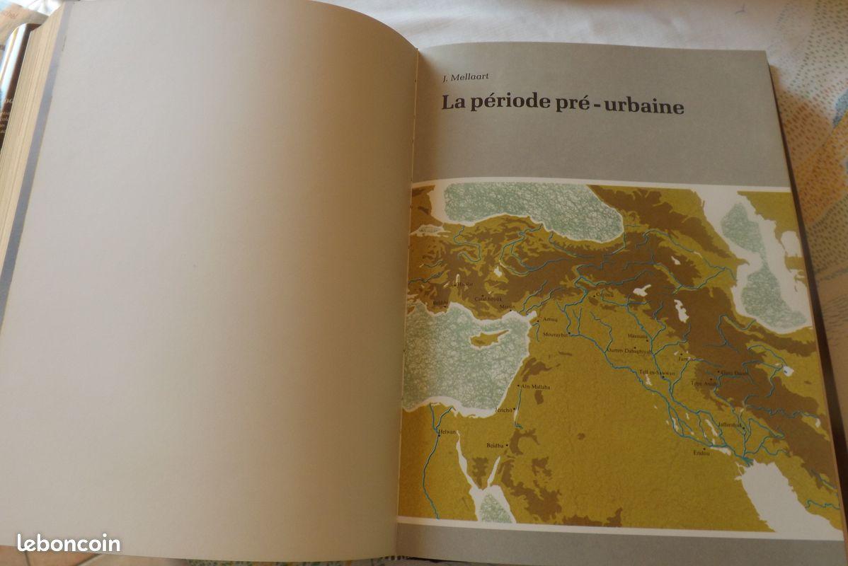 Livre sur archéologie édition fernand nathan