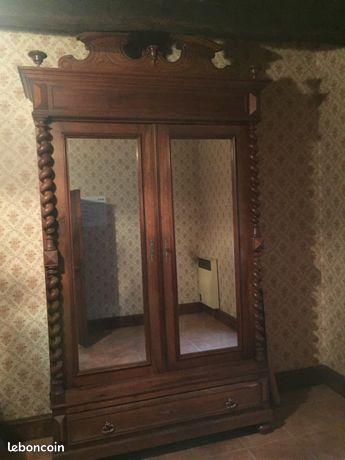 Chambre à coucher Henri II