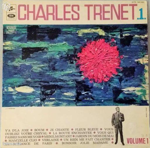 """Charles Trenet """"Y'A D'LA JOIE"""" Vol.1 Vinyle LP - Asnières-sur-Oise - Charles Trenet """"Y'A D'LA JOIE"""" Vol.1 Vinyle LP Label: Columbia -- SCTX 340.462 Format: Vinyl, LP France 1967 Titres A1 Y'a D'la Joie A2 Boum A3 Je Chante A4 Fleur Bleue A5 Vous Oubliez Votre Cheval A6 La Route Enchantée A7 Vous Qui P - Asnières-sur-Oise"""
