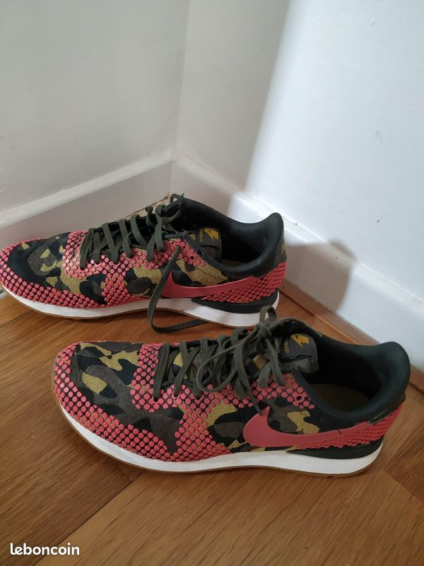 Nike militaire