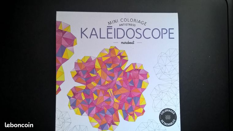 Coloriage Anti Stress Kaleidoscope.Livre Roman Bd Occasion Herault Nos Annonces Leboncoin Page 183