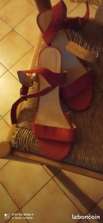 Chaussures bride été