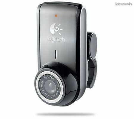 Webcam Logitech Quickcam Pro for notebook