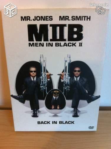 MEN IN BLACK II Coffret 2 DVD ORIGINAUX - Quimperlé - Vends coffret 2 DVD originaux MEN IN BLACK II Très bon état Visible sur secteur Quimperlé Frais d'envoi à la charge de l'acheteur Pour voir mes autres annonces, taper LM29  - Quimperlé