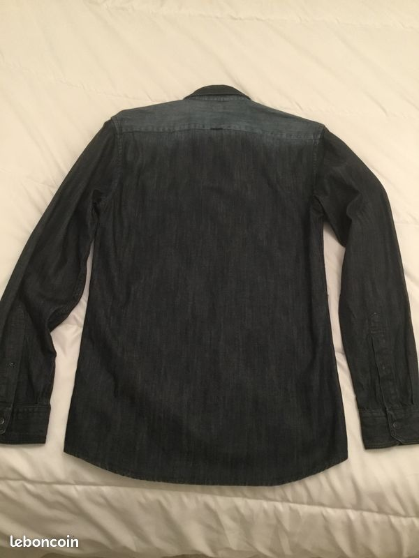 Chemise jules taille s