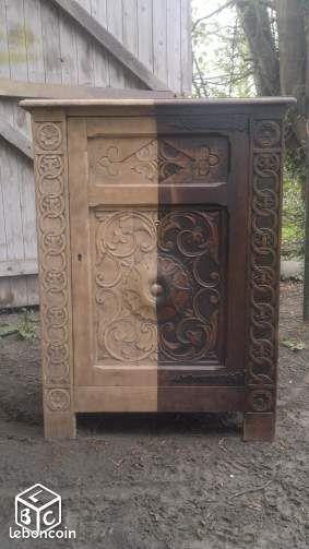 D capage peintures meubles prestations de services orne for Decapage meuble