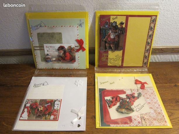 Cartes Joyeux Noël / Nadège