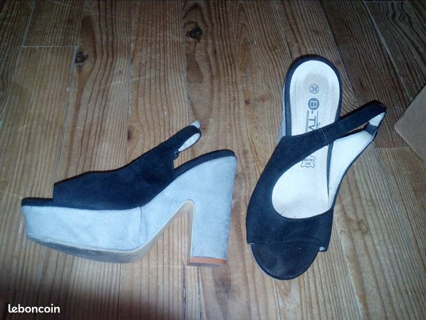 39a76fd37cef Chaussures occasion Languedoc-Roussillon - nos annonces leboncoin ...