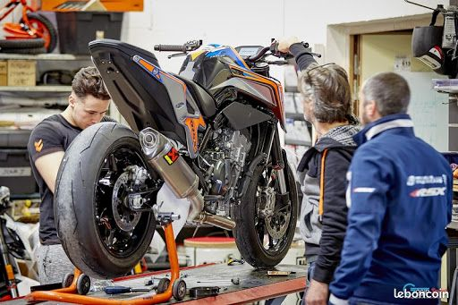Mécanicien moto (H/F)