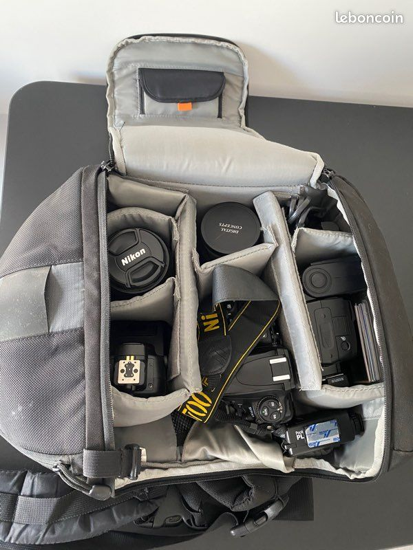 Nikon d700 et sac