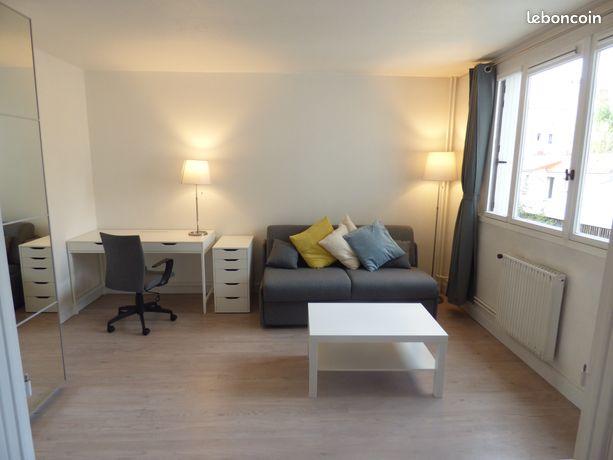 Proche Nation - Beau studio lumineux meublé et équipé à neuf - 30m²
