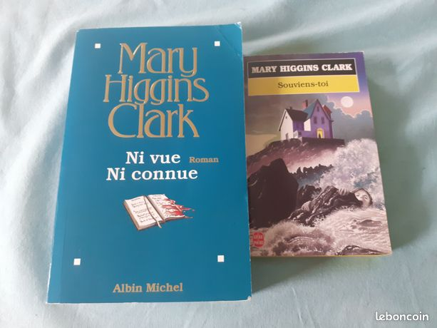 Livres Mary Higgins Clark