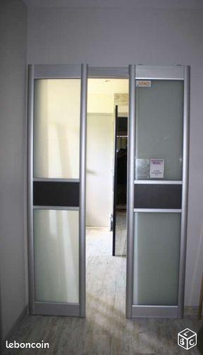 Portes coulissantes iliko ameublement ille et vilaine - Iliko portes coulissantes ...