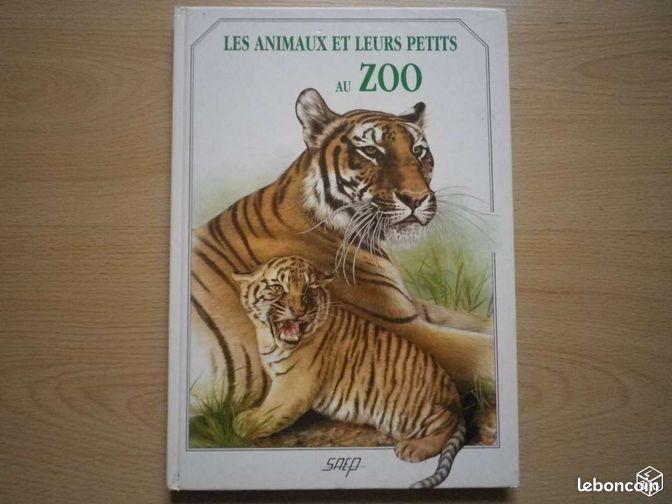 les animaux et leurs petits au zoo livres maine et loire. Black Bedroom Furniture Sets. Home Design Ideas