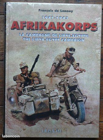 Album Heimdal Afrikakorps