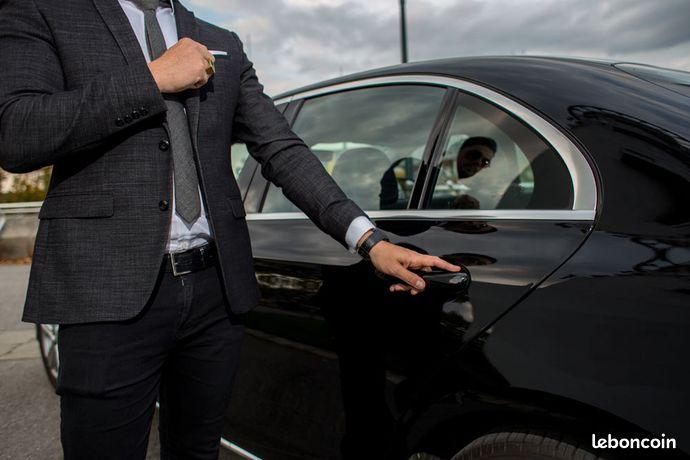 Chauffeur Carte VTC a partir de 41,50 LOA et LOC (H/F)