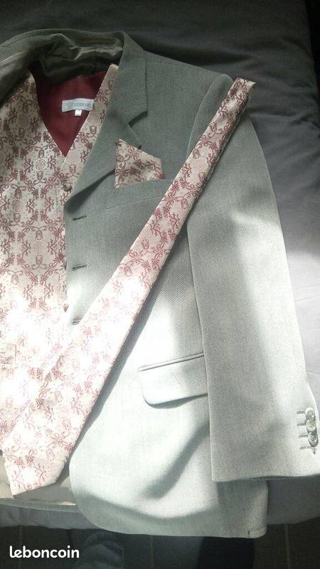 Costume mariage ou cérémonie