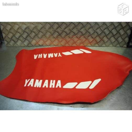 Housse de selle yamaha 125 250 yz 1990 1992 equipement for Housse moto yamaha