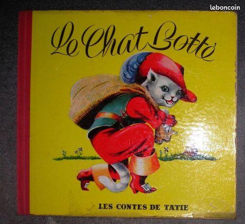 LE CHAT BOTTE Charles Perrault