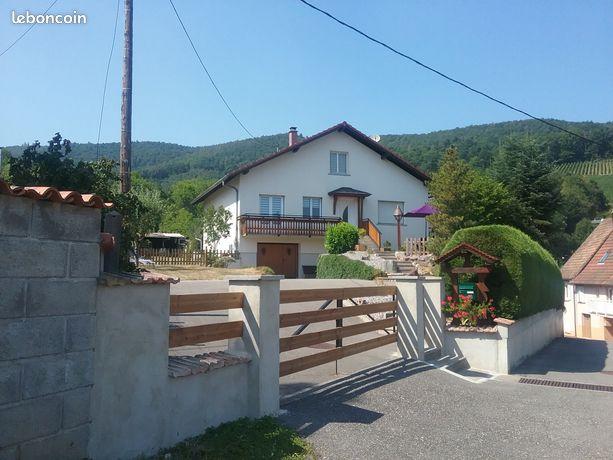 Location maison pour 4 personnes - Walbach