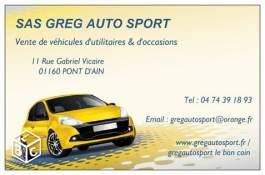 Greg Auto Sport Pro Leboncoin