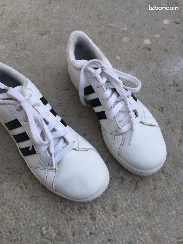 Basket fille adidas et basket sport