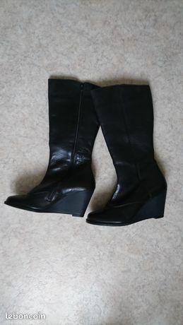 Chaussures d'occasion bottes et basket Creuse leboncoin