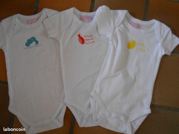 Vêtements bébé occasion Charente-Maritime - nos annonces leboncoin ... e8803d25212