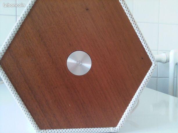 Enceinte ellipson pour habitat timber