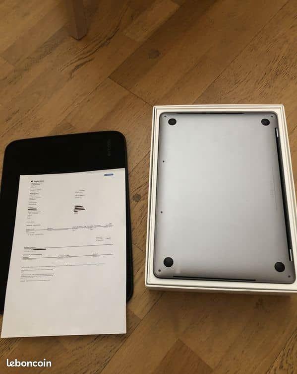 Macbook pro 13 pour étudiant à 400eur