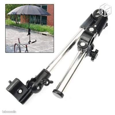 Porte parapluie pour v lo poussette fauteuil v los haute - Porte parapluie pour poussette ...