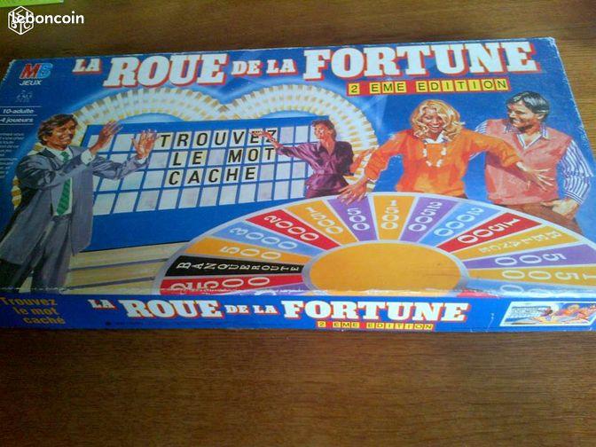 jeu la roue de la fortune jeux jouets meurthe et moselle. Black Bedroom Furniture Sets. Home Design Ideas