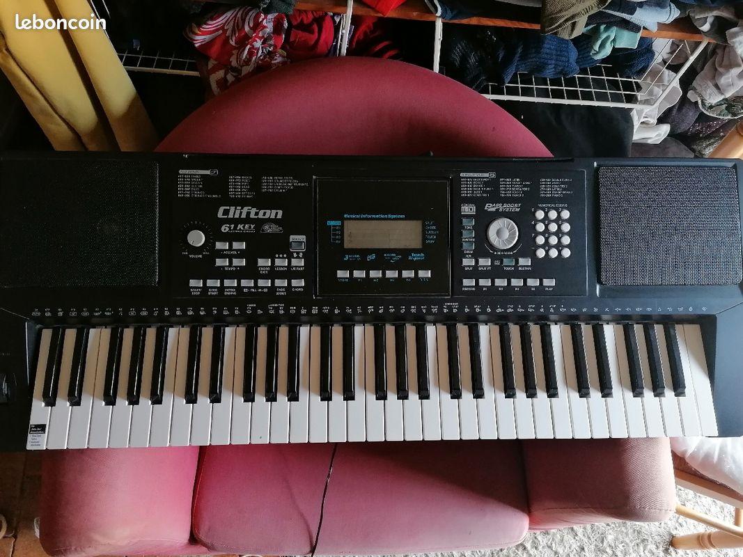 Piano clifton 61 key