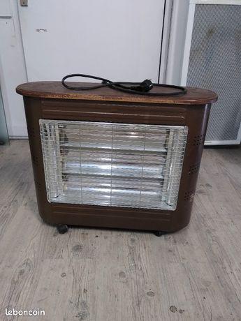 Radiateur électrique vintage