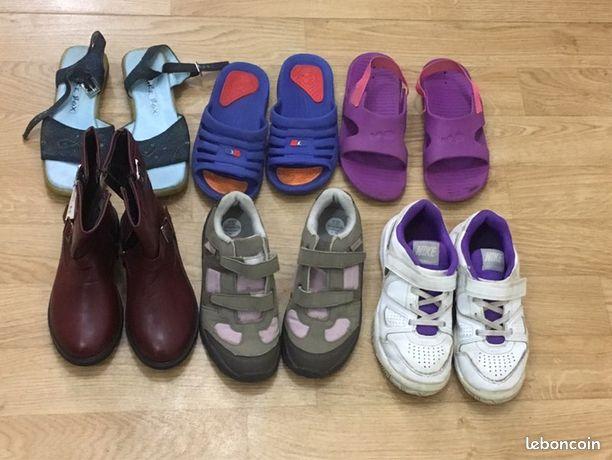grand choix de 4ff5a 68642 Chaussures occasion Ile-de-France - nos annonces leboncoin