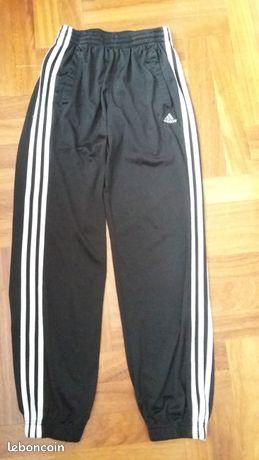 Pantalon de survêtement Adidas Taille 14 ANS