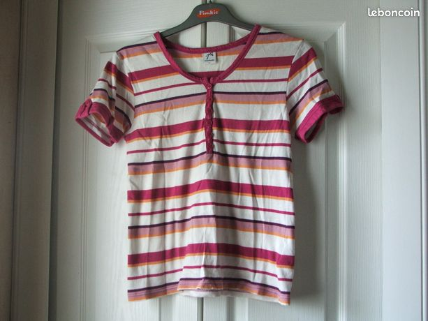 Tee shirt taille L jr
