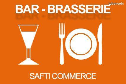 Commerce bar, restaurant 110 m²