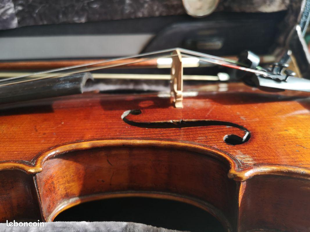 Violon du 19. siècle