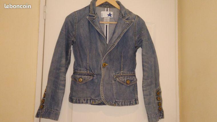 Vintage Jeans S 's Taille Veste Levi rdxCoeWB
