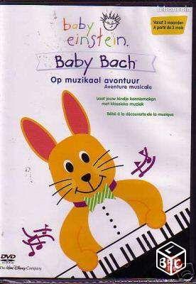 Baby Einstein : Baby Bach - Aventure Musicale DVD - Epernay - Baby Einstein : Baby Bach - Aventure Musicale DVD - Epernay